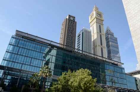 Quartier DIFC à Dubaï -