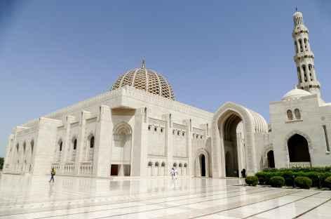 Grande Mosquée Sultan Qaboos, Mascate - Oman -