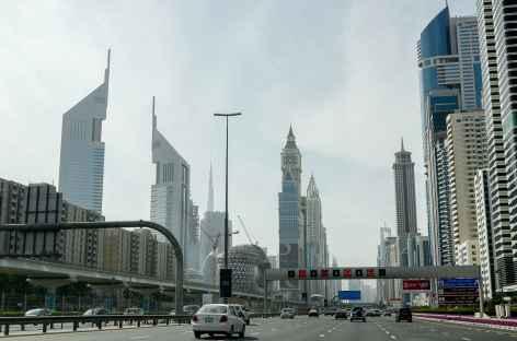 Gratte-ciel de Dubaï -
