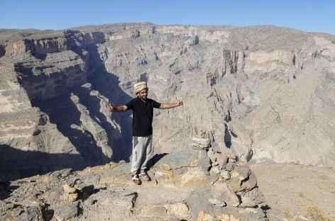 Grand Canyon d'Arabie - Oman -