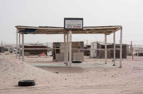 Garage à Khaluf ! Oman -
