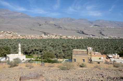 Palmeraie de Al Hamra - Oman -