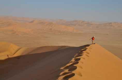Désert du Rub Al Khali - Oman -