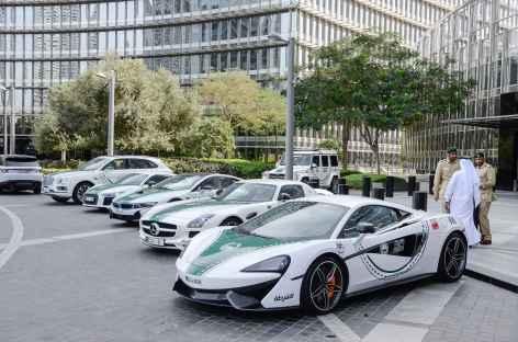 Police à Dubaï ! -