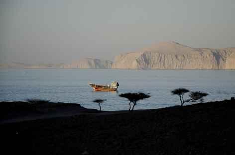 Péninsule du Musandam - Oman -