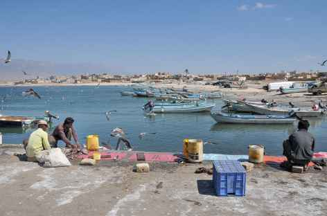 Village de pêcheurs de Mirbat - Oman -