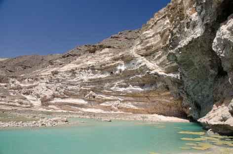 Mughsail, région du Dhofar - Oman -