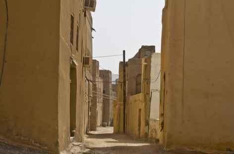 Village de Al Hamra - Oman -