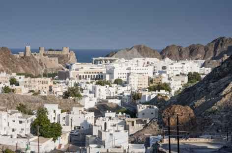 Vieille ville de Mascate - Oman -