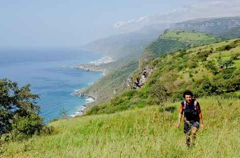 Trek vers l'estuaire sauvage - Oman -