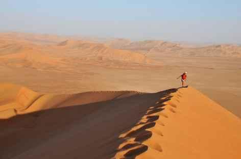 Dunes du Rub Al Khali - Oman -