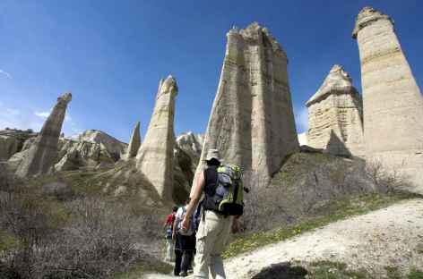 Vallée d'Akvadi, Cappadoce - Turquie -