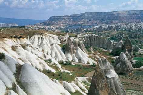 Paysage de Cappadoce, Cappadoce - Turquie -