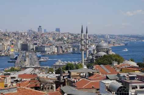 Istanbul et la Corne d'Or - Turquie -