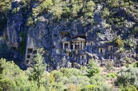 Site antique de Pinara, Lycie - Turquie -