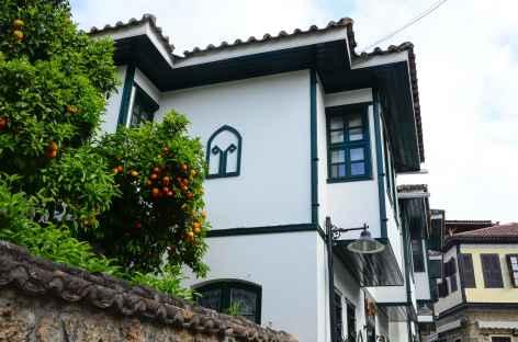 Vieille ville d'Antalya - Turquie -
