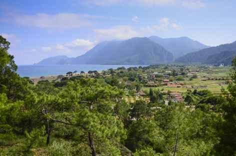 Baie et village de Çirali, Lycie - Turquie -