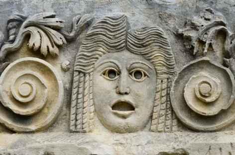 Site antique de Myra, Lycie - Turquie -