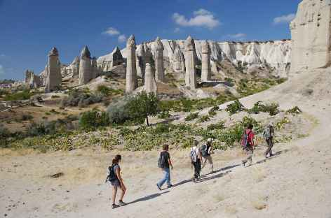 Balade en Cappadoce - Turquie -