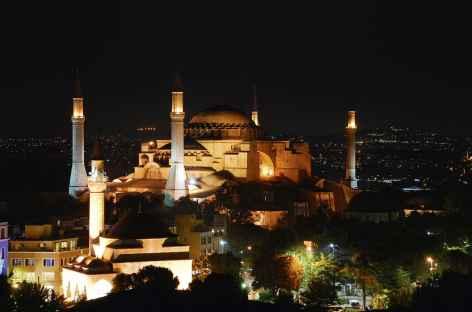 Basilique Sainte Sophie à Istanbul - Turquie -