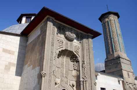 Mausolée à Konya - Turquie -