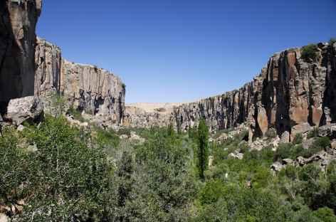 Canyon d'Ihlara, Cappadoce - Turquie -