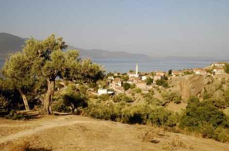 Village de Kapikiri, lac de Bafa - Turquie -