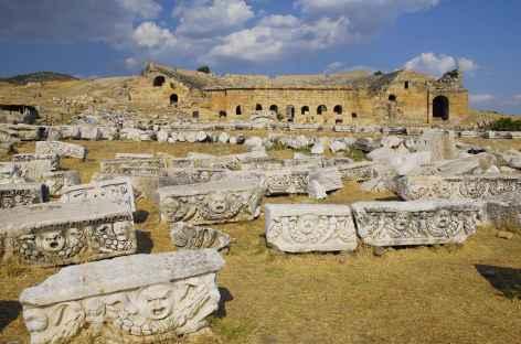 Site antique de Hierapolis - Turquie -