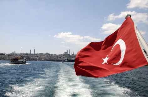 Croisière sur le Bosphore, Istanbul - Turquie -