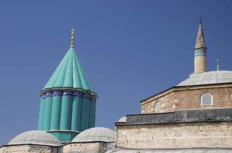Mausolée de Mevlana à Konya - Turquie -