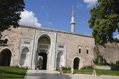 Palais de Topkapi à Istanbul - Turquie -