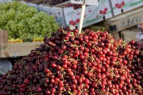 Au marché d'Erzurum - Turquie -