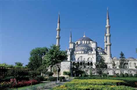 Mosquée Bleue à Istanbul - Turquie -