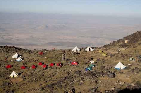 Camp I (3300 m), Mont Ararat - Turquie -