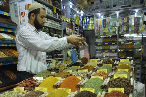 Au grand bazar d'Istanbul - Turquie -