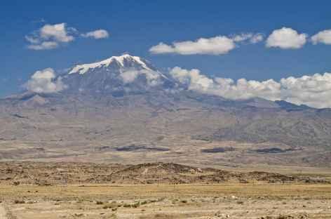 Mont Ararat (5137 m) -