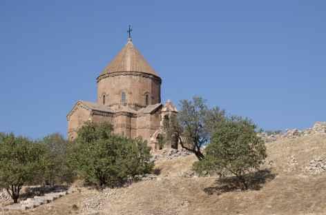 Eglise arménienne de la Sainte Croix, île d'Akdamar, Van -