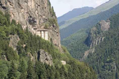 Monastère orthodoxe de Sumela -