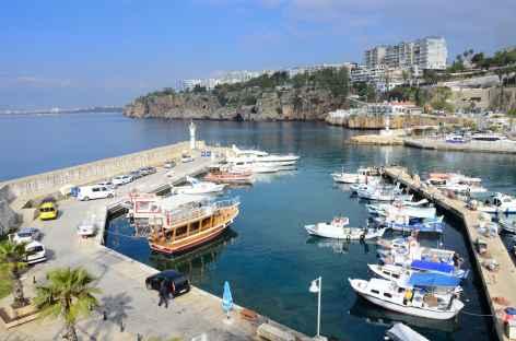 Port romain d'Antalya - Turquie -