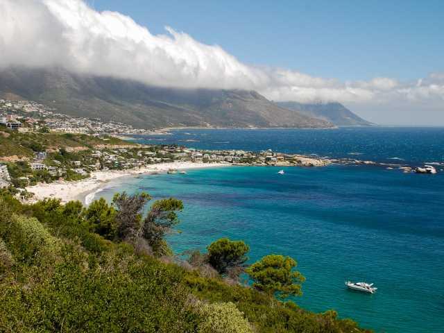 Côte vers Hout bay, Le Cap - Afrique du Sud, © Julien Erster - TIRAWA