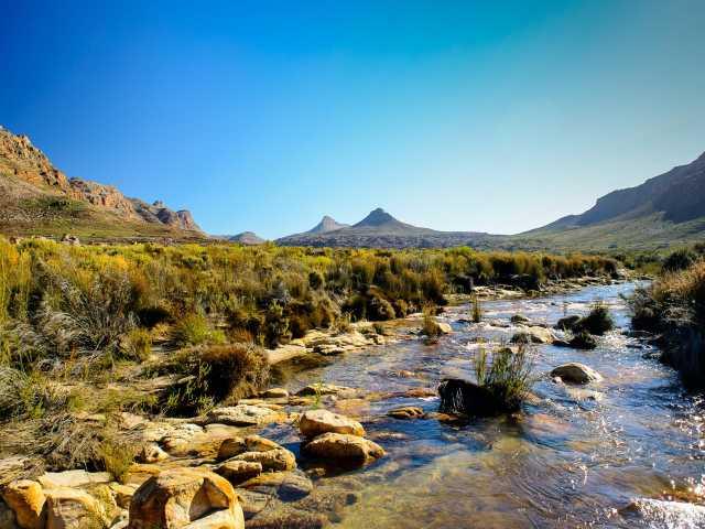 Trek dans le massif du Cederberg - Afrique du Sud,
