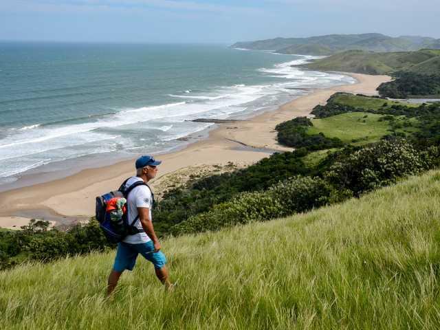 Trek le long de la Wild Coast - Afrique du Sud, © Julien Erster - TIRAWA