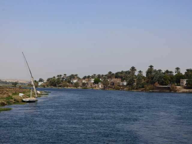 Le Nil, Egypte, © Julien Erster - TIRAWA