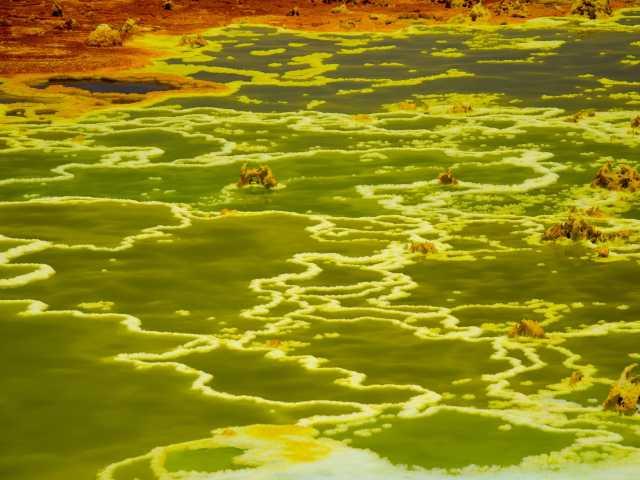 Site volcanique du Dallol - Ethiopie, © Julien Erster - TIRAWA
