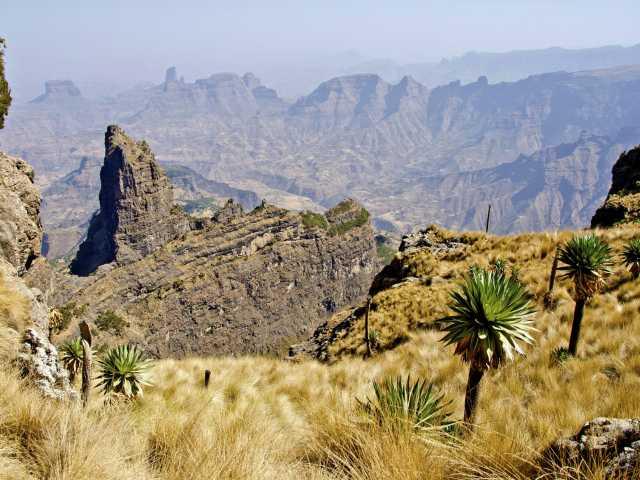 Montagnes du Simien - Ethiopie, © Julien Erster - TIRAWA