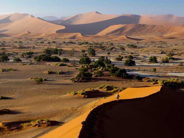 Dunes de Sossusvlei - Namibie, © Julien Erster - Tirawa