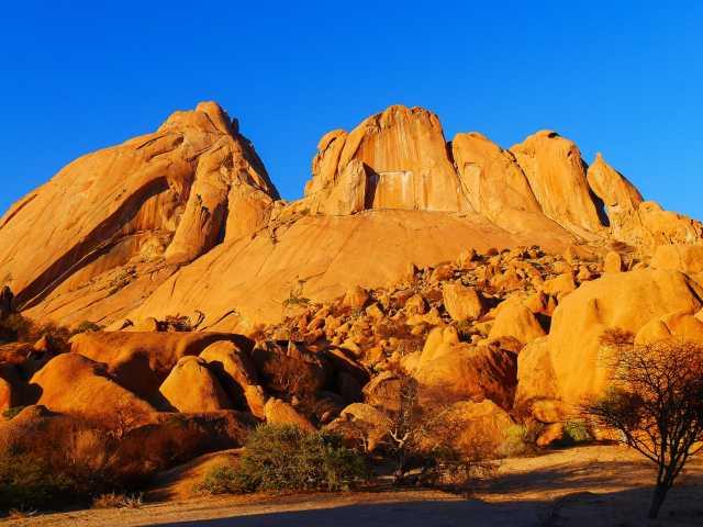 Spitzkoppe - Namibie, © Thierry Monniez - Tirawa