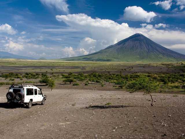 Région du volcan Lengai - Tanzanie, © Julien Erster - TIRAWA