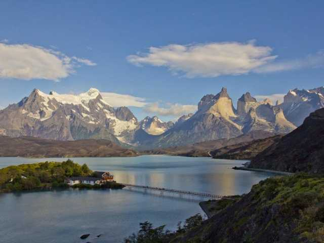 Parc national Torres del Paine, balade - Patagonie - Chili, © Christian Juni - TIRAWA