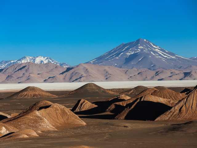 Volcans et salar - Argentine, © Christian Juni - Tirawa